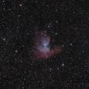 NGC 281,                                SkyandSpace