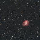 Crab Nebula HaRGB,                                Niko Geisriegler