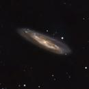 A Study of the Virgo Galaxy Cluster - Part 36: Messier 98,                                Timothy Martin & Nic Patridge