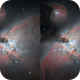 ARTIFICIAL 3D - Orion Nebula,                                Arno Rottal