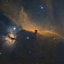Horsehead Nebula and Flaming Nebula,                                Brian Sweeney