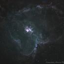 Heart Nebula, IC1805,                                ayoussef