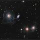 Shell galaxy NGC 474 (Arp 227),                                sky-watcher (johny)