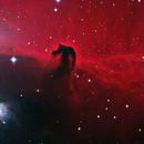 B33, the Horse Head Nebula from Deep Sky Chile in December 2019,                                Yves Jongen