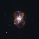 NGC 2440,                                Diego Barucco