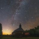 Northern Milky Way,                                Łukasz Żak