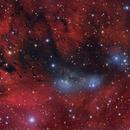 NGC 6914 (HaRGB),                                John Renaud