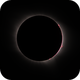 Solar Eclipse Prominences,                                Gabe Shaughnessy