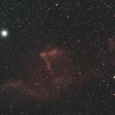 IC 63 - Ghost Nebula,                                Samuel Khodari