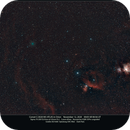Comet C:2020M3 Atlas in Orion,                                Dominique Callant