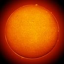 Gigapixel Sun ;),                                Łukasz Sujka