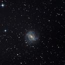 M83 Southern Pinwheel Galaxy,                                sebastian soto quezada