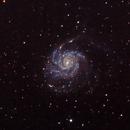 M101 Pinwheel Galaxy,                                Jim Nadeau