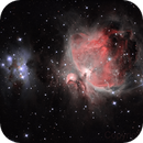Messier 42 - Orion Nebula,                                Csere Mihaly