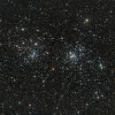 Double Cluster in Perseus,                                Jesus Magdalena