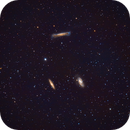 The Leo Triplet, Crown of thorns and Two Thieves,                                AcmeAstro