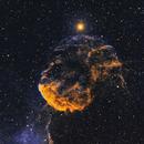 Jellyfish Nebula,                                Brian Meyerberg