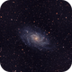 M33 Triangulum,                                Boutros el Naqqash