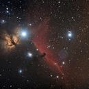 Horse Head Nebulae,                                Valentin JUNGBLUTH