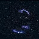 Cirrus Nebula Nikkor 200mm,                                Joostie