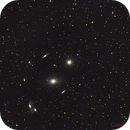 M84 Galaxie Cluster Coma Berenice,                                Maxou034
