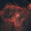 Heart Nebula IC 1805,                                Alan Hobbs