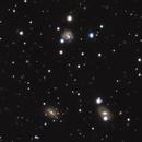 PGC Galaxytrio - PGC6961, PGC6948 and PGC 6977,                                Riedl Rudolf