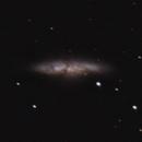 """M82 """"The Cigar Galaxy"""",                                damien.bissonnette"""