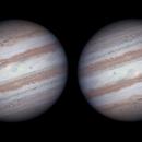 Jupiter and Europa transit,                                Stefano Quaresima