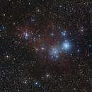NGC2264 - Cone Nebula,                                Astroflo