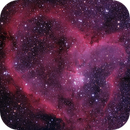 Heart Nebula (IC1805),                                André Carrier