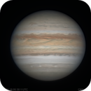 Jupiter | 2019-06-18 5:30 | RGB,                                Chappel Astro