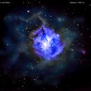 ngc7023  nebulosa  nel  cepheus                                                   distanza  1.400   A.L.,                                Carlo Colombo