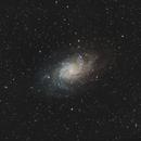 M33, The Triangulum Galaxy,                                doug0013