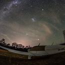 Milky Way @ Katoomba Airfield, NSW,                                Edison Javier