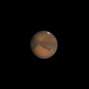 Mars am 22.09.2020,                                Michael Schröder