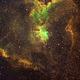IC1805 Heart Nebula,                                Albert  Christensen