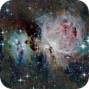 Orion  M42 HDR,                                Ray Heinle