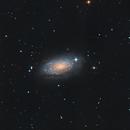 M63 Sunflower galaxy,                                Piet Vanneste