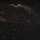 The Western Veil Nebula,                                Arun H.