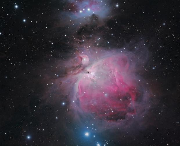 M 42 Great Orion Nebula,                                JuergenB