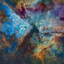 NGC3372 - Great Carina Nebula,                                Tim Hutchison