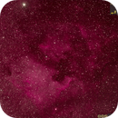 Caldwell 20 (North America Nebula) and the surrounding nebulous complex,                                Carpe Noctem Astronomical Observations