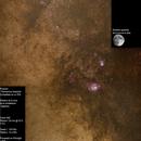 "Project ""Milky way Panorama"",                                alpheratzlaboratory"