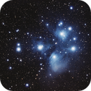 [Ouv] M45 (Amas des Pléïades) @Calern,                                Raypulsif
