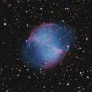 "M27 ""The Dumbell Nebula"",                                damien.bissonnette"