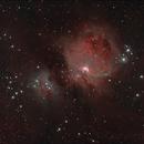 Großer Orionnebel M42,                                Enrico