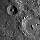 Arzachel Crater,                                Bert Scheuneman