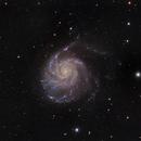 Messier 101,                                Isa Mohammed