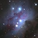 """NGC 1977 """"Running Man Nebula"""",                                mikefulb"""